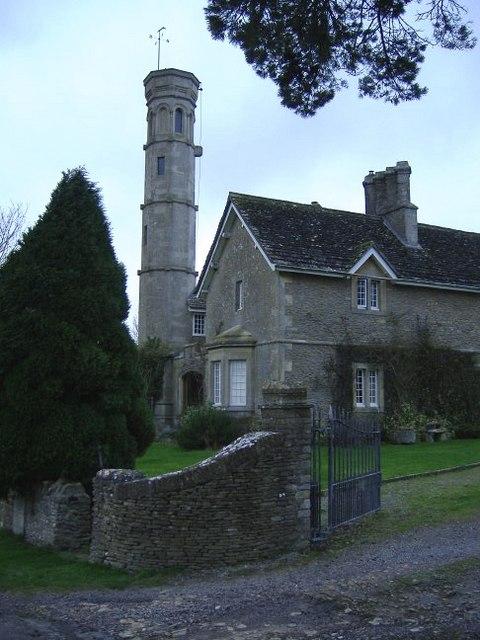 East Foscote house