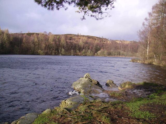 High Dam Tarn
