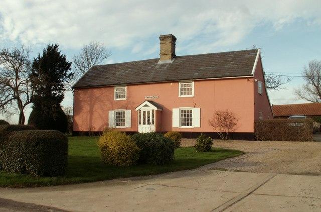 Farmhouse at Coppings Farm