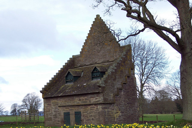 Dovecote at Glamis Castle