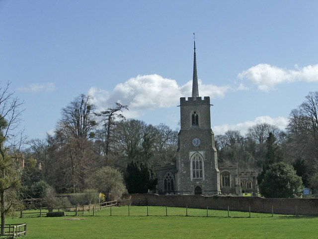 St Andrews Parish Church, Much Hadham, Hertfordshire