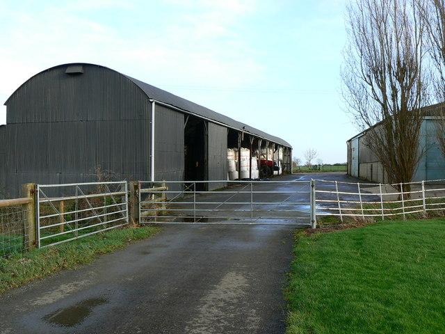 Barns, Lushill Farm, Lushill, Swindon