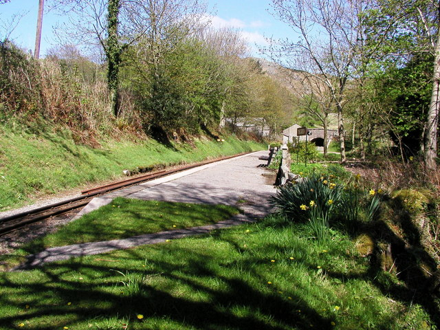 Eskdale Green Station