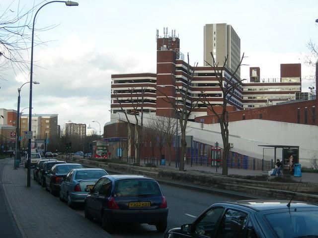 Molesworth Street, SE13