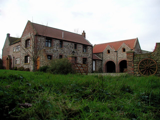 South End Farm, Easington