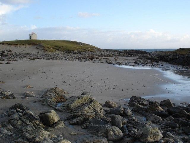 Beach near Scarinish