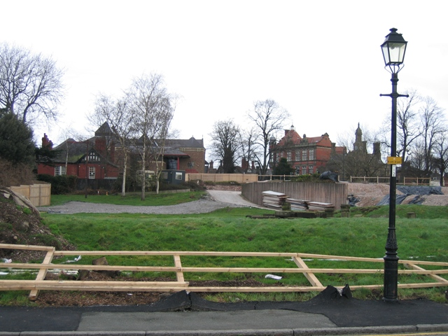 Chester Police HQ Site