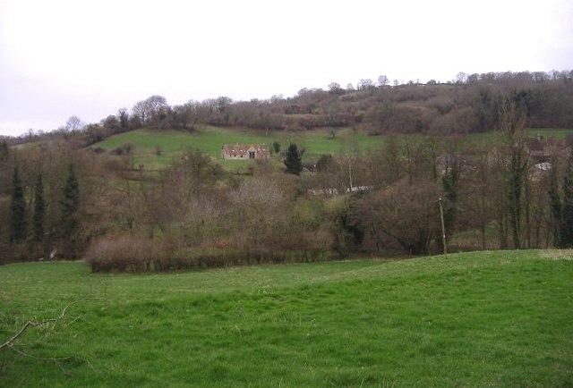 St Catharine's valley