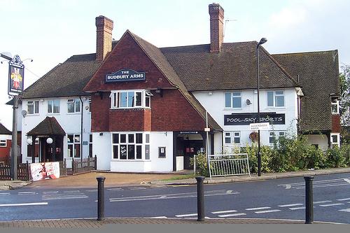 The Sudbury Arms - Sudbury Town