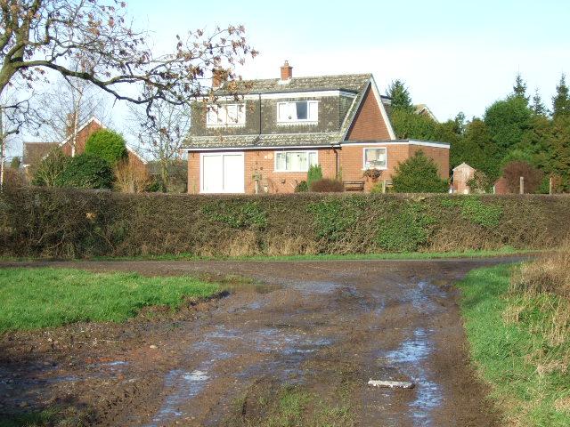 The hamlet of Brookley Meadows