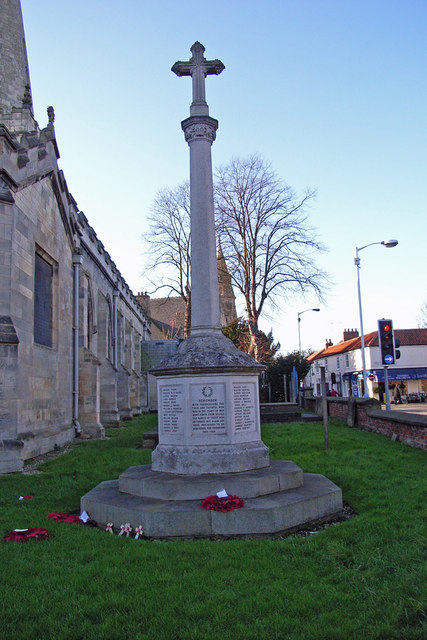 Hessle War Memorial