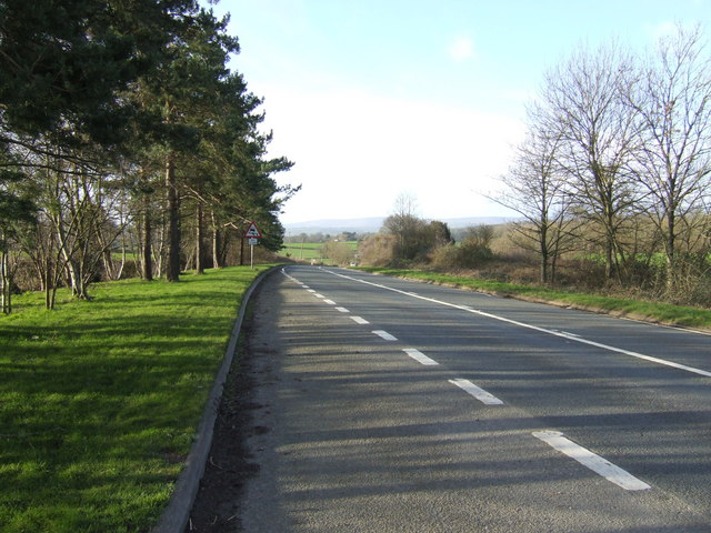 A465 at Didley