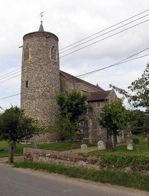 St Peter & St Paul, Tuttington, Norfolk