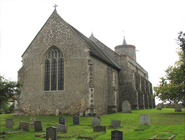 St Peter & St Paul, Tuttington, Norfolk