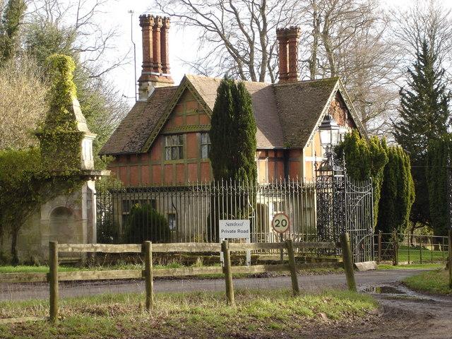 Cuttice Lodge