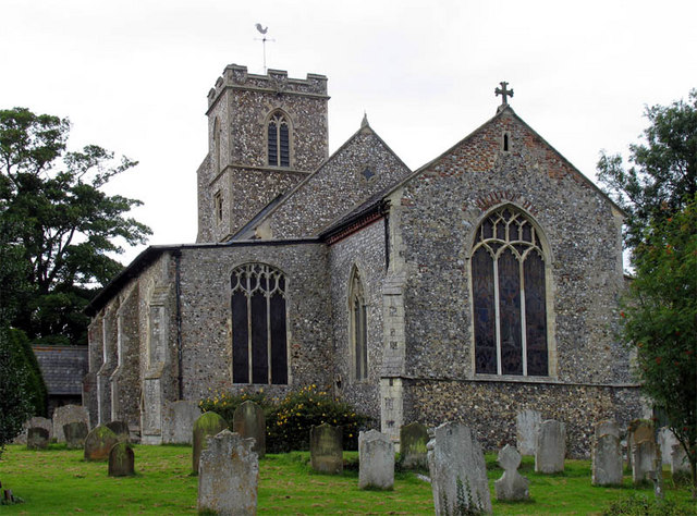 St Andrew, Buxton, Norfolk