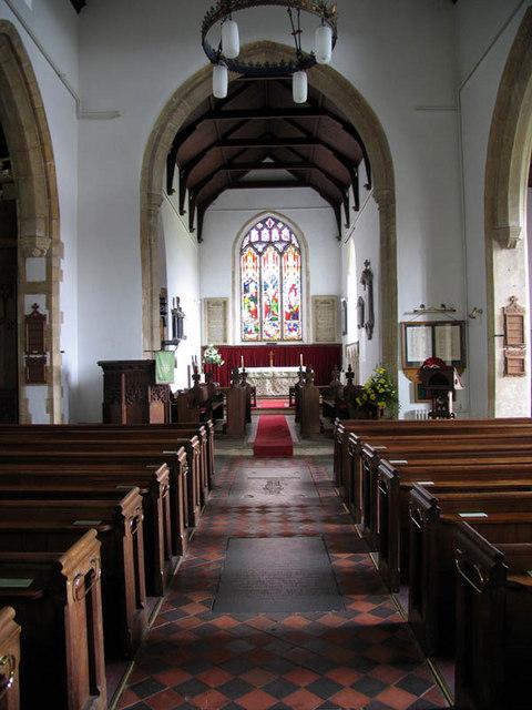 St Andrew, Buxton, Norfolk