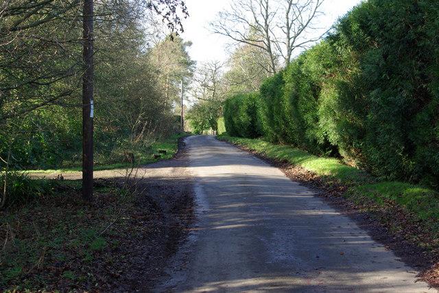 Cotchford Lane