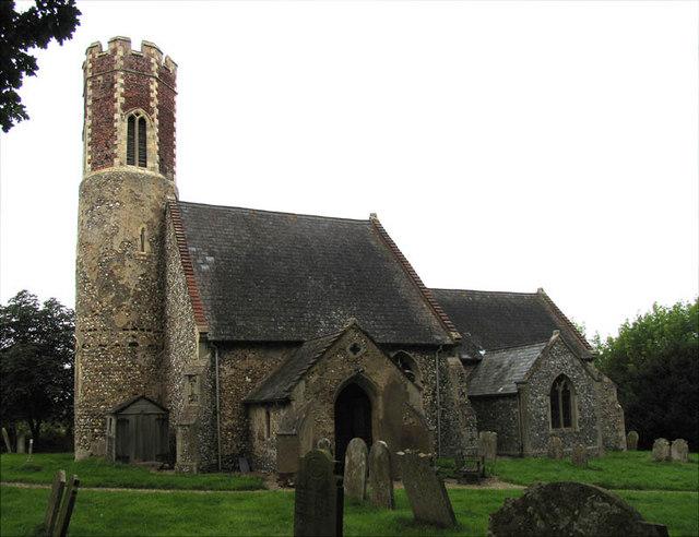 St Peter, Brampton, Norfolk