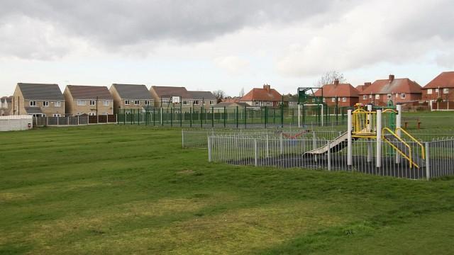 Children's Playing Field