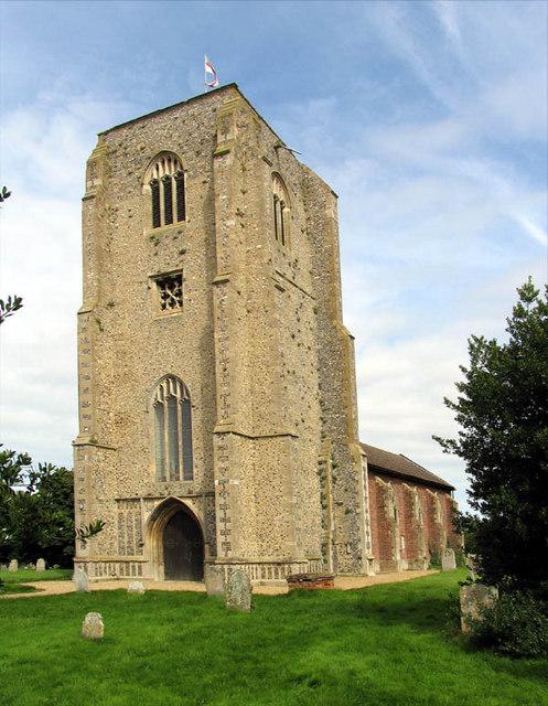 St Andrew, Felmingham, Norfolk