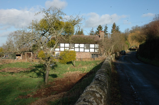 Cottage in Mansell Gamage
