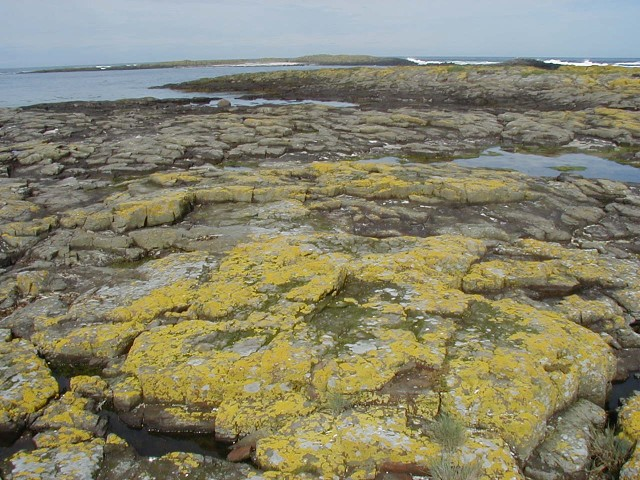 The rocks at Longstone