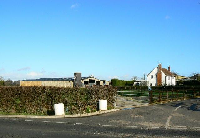 White House Farm, Wharf Road, Wroughton (1)