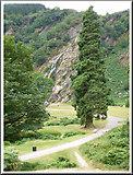 O1912 : Powerscourt Waterfall, Co Wicklow by David Staincliffe