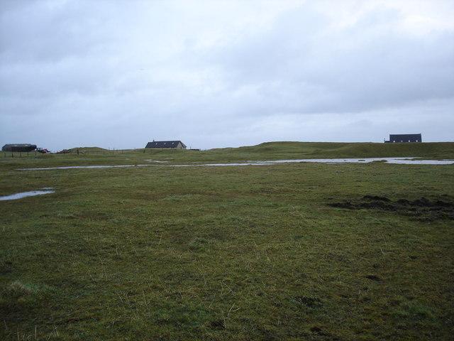 Machair near Sorobaidh