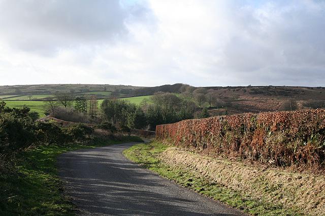 Exton: On Edbrooke Hill