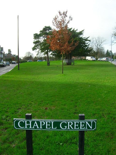 Chapel Green