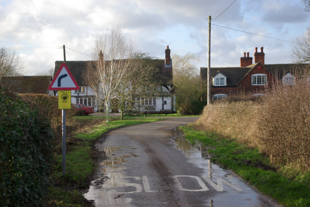 Cottages near Duke End