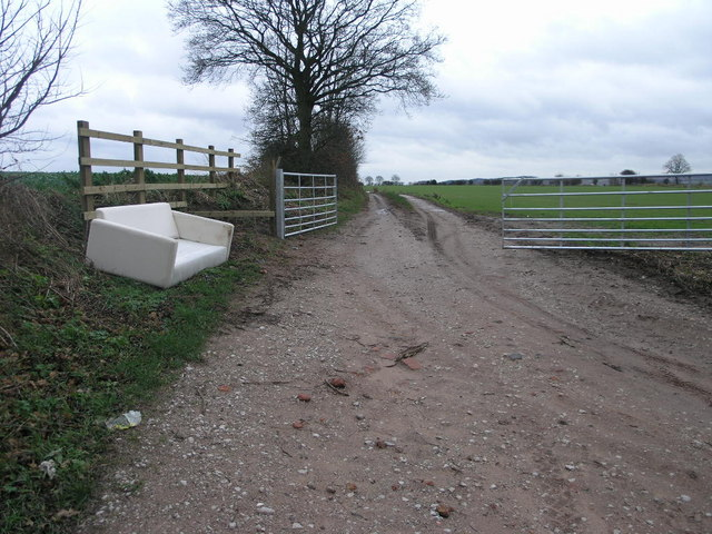 Bridleway and Sofa