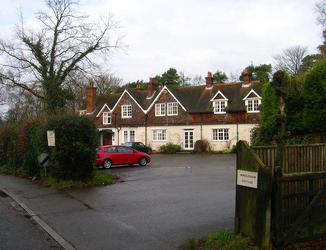 Windlesham Manor