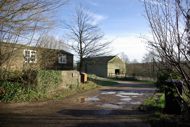 Kilnwood Farm Entrance