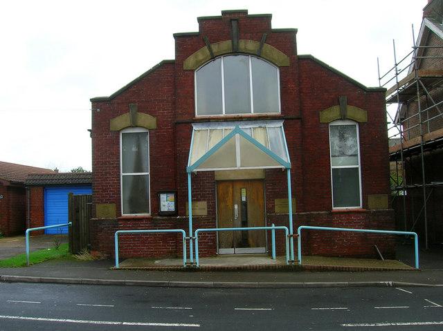 The Whitehill Centre, Whitehill Road
