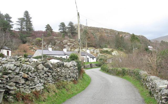 Craig-y-bela Cottage
