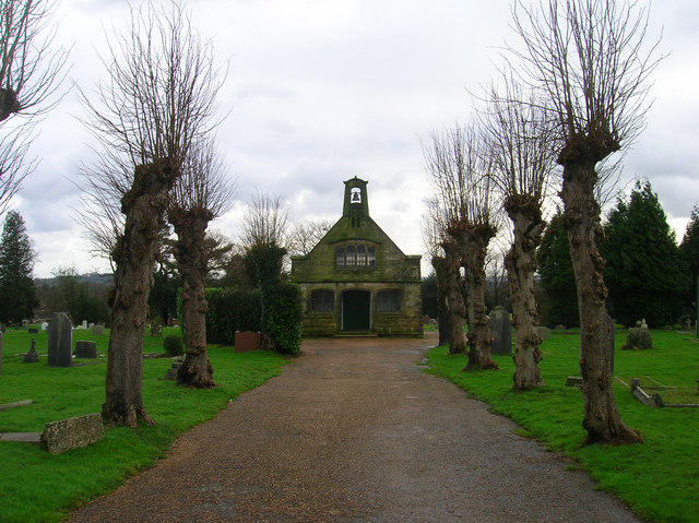 Chapel of Rest, Crowborough Cemetery