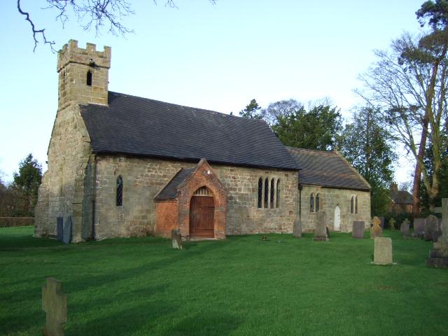 Dalbury Church