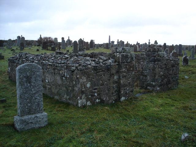 Soroby Graveyard