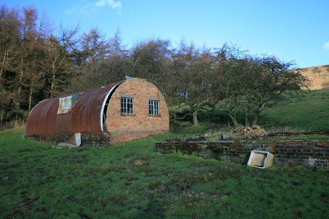 Barn Near Newgate Foot