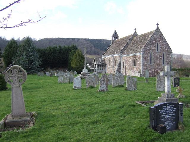 St Leonard's church, Blakemere.