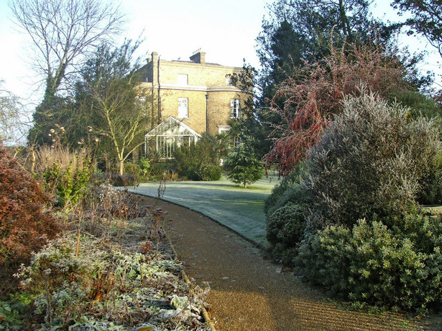 Myddelton House and Garden, Bulls Cross, Enfield