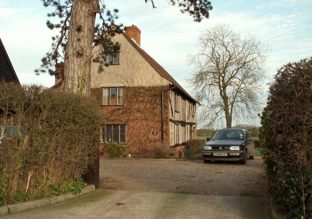 Farmhouse at Manor House Farm