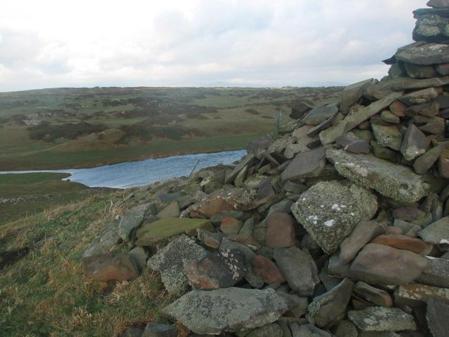 Cairn, Burrow Head
