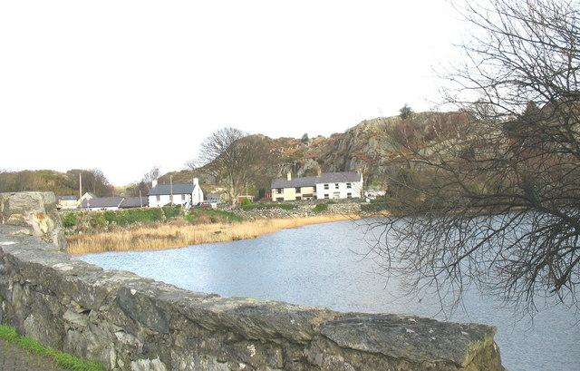 Houses at Penllyn