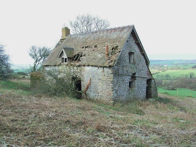 Derelict cottage (1/3)