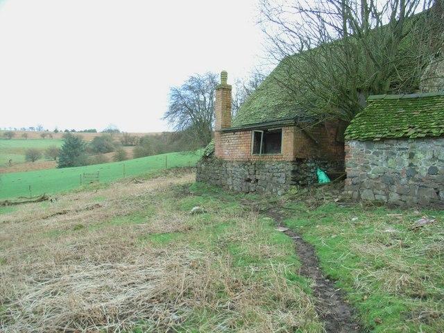 Derelict cottage (2/3)