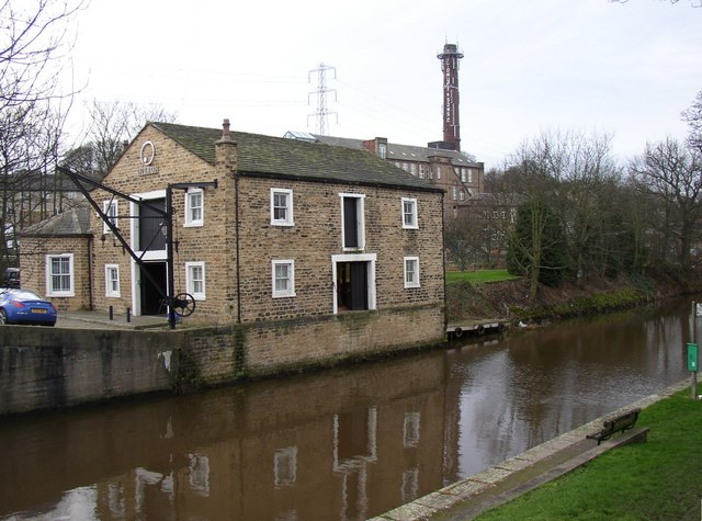 Canal Warehouse off Cooper Bridge Road, Clifton